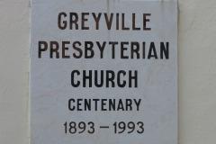 Durban - Greyville Presbyterian Church 770
