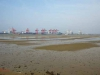Durban Harbour - Container Terminal - low tide from Embankment (5)