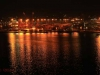 Durban Harbour at dawn -     (12)