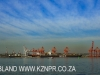 Durban Harbour -  container terminal (1)