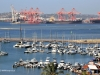 Durban Harbour from Royal Parking (1)
