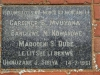 Inanda - Africa Church - Afrika Congregational Church -  Plaques 1951 - MS Dube