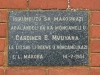 Inanda - Africa Church - Afrika Congregational Church -  Plaques - G Mvuyama
