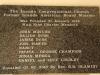 Inanda - UCCSA - Foundation Stone 1849 Commemoration - Inanada American Board Mission - Charter Members