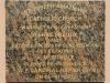 Inanda - St Josephs Church - Amatikwe - 29.40.964 S 30.56.353 E - Foundation stone