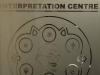 Inanda - Phoenix settlement - Museum - Interpretation centre graphic on door. (1)