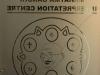 Inanda - Phoenix settlement - Museum - Interpretation centre graphic on door. (2)