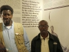 Inanda - Ohlanga Institute - John Dube Hall Displays - Curator - Manhla Nxumalo & guide Bongani