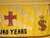 Inanda Seminary Lucy Lindley Hall Museum 1897 140 years flag