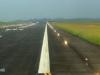 Durban - King Shaka Airport runway