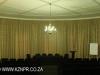 DURBAN - Jewish Club main functions room.
