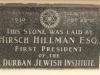 Old Fort Road - Durban Jewish Club & Holocaust Centre - - S29.50.990 E31.02.024 Elev 7m  (1)