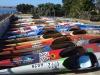 KIngfisher Canoe Club - Auction boats