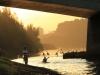 KIngfisher Canoe Club - sunset paddle
