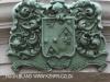 Durban KwaMuhle Museum - entrance decor and crest (2)