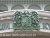 Durban KwaMuhle Museum - entrance decor and crest (3).