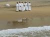 Durban Marine Parade  Shembe christening (3)