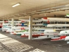 Marine Surf Lifesaving Club -  Canoe Racks (3)