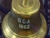 Durban Maritime Museum  museum Goa Bell 1962