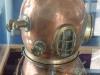 Durban Maritime Museum  museum diving helmet