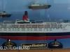 Durban Maritime Museum  museum model QEII