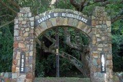 DURBAN - Memorial Park - Hillary
