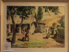 Painting-Nils-Andersen-Zululand-Trading-store