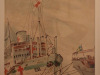 Painting-Perla-Siedle-Gibson-Hospital-Ship