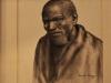 Sketch-Black-ink-wash-Gerard-Bhengu-Zullu-man