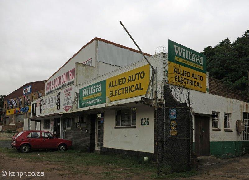 Durban North Coast Road Kzn A Photographic And