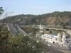 North Coast Road - view of Connaught Bridge, Mosque and Quarry (Ungeni) Road (2)