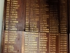 Parkhill Bowling Club Sterling Cresent Honours Boards  (1)