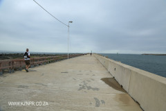 DURBAN - North Pier at harbour mouth 613
