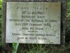 Redhill Cemetery - Chinese Merchant Navy Graves - WWII - Mr Li An-Mei - 1943