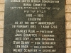 Redhill Cemetery - Jewish Graves - Buriel Committee - 1893 to 1993 (2)