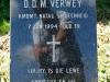Redhill Cemetery - Military Graves - (Border War) -  90397605 DDVervey - 7 Jan 1994