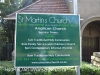 Durban North ST Martins Church signs (1)