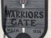 Durban - Warriors Gate Moth Museum NMR Avenue badge