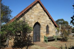 DURBAN - Old St Thomas Church - Ridge Road