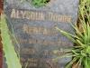 St Thomas Cemetery - Grave -  Alysoun Kenealy