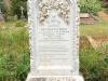 St Thomas Cemetery - Grave -  Ann Baker 1896 wife of W Baker
