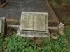St Thomas Cemetery - Grave -  BJ & gertrude Brown