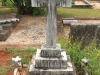 St Thomas Cemetery - Grave -  Charles Miller 1907 & Jack killed bombing accident - Bordon England
