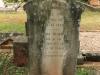 St Thomas Cemetery - Grave -  Daniel Hull 1873 & son  Frank Kilburn 1874