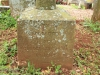 St Thomas Cemetery - Grave -  George Knight - 1858 (1)