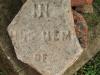 St Thomas Cemetery - Grave -  Gravestone pieces