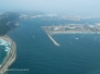 Durban -Harbour  & Point (aerial)