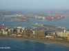 Durban Harbour Vetchies and Point from air (6)