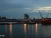 Durban Harbour at dawn cargo jetty (12)