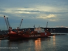 Durban Harbour at dawn cargo jetty (14)